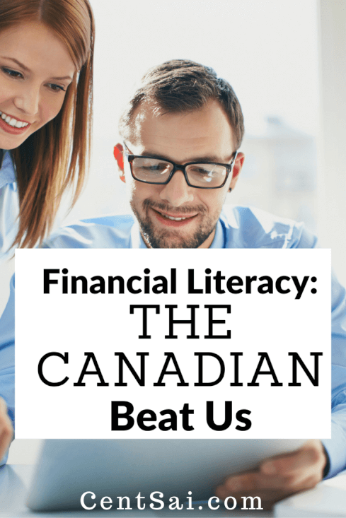 Financial Literacy: The Canadians Beat Us. The survey has a lot of information of interest to researchers, policymakers, and financial practitioners, but here are five key takeaways relevant to those of us who are participants in the financial system. #financialliteracy #Canadian #personalfinance