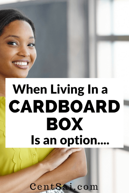 When Living in a Cardboard Box Is An Option...My friends who have the financial capacity to live on their own unilaterally live on their own. Those who don't have the money live at home. It's not about comfort, it's about necessity. #costofliving #frugal #frugallivingideas #frugalliving #simpleliving