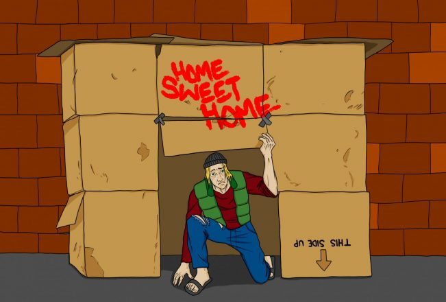 Parents vs. Cardboard Boxes: The Real Reasons Millennials Are Living at Home