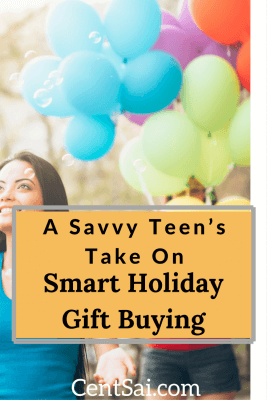 You can get huge bargains on some really good gift stuff at thrift shops. Just set up your cosy 'gift closet'!A Savvy Teen's Take On Smart Holiday Gift Buying