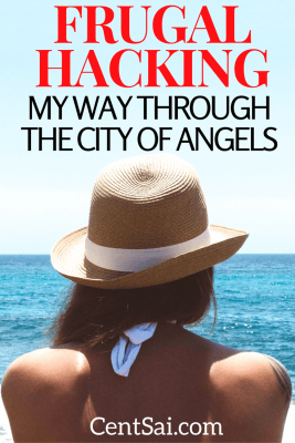 A single, creative woman explains how to enjoy big-city life on a modest income. Frugal Hacking My Way Through the City of Angels.