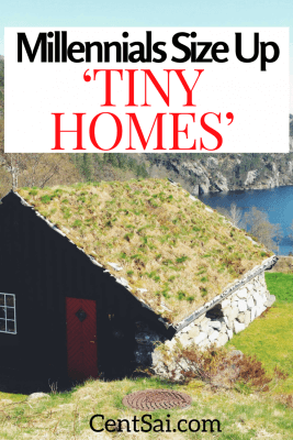 Tiny home dwellers may downsize for a variety of reasons — environmental or financial concerns, or simply for flexibility and freedom. Most tiny homes are portable, so you can take your home wherever you want!
