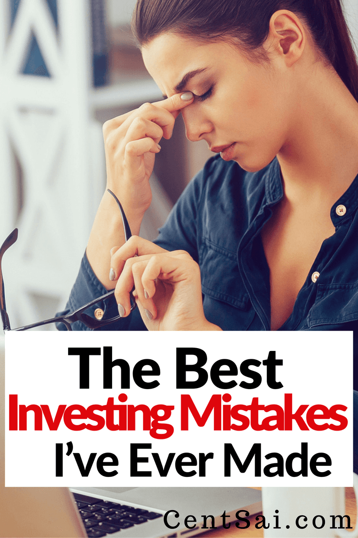This investor has learned most from her mistakes. Learning to invest doesn't yield an immediate sense of financial peace like paying off debt or learning to budget. Rather, learning to invest helped me to connect my actions today to my opportunities tomorrow.