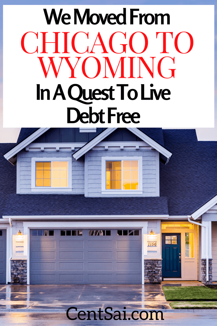 A couple moves to Wyoming with their infant daughter in tow to reduce monthly expenses. Check in periodically to read the latest triumphs and struggles they face.