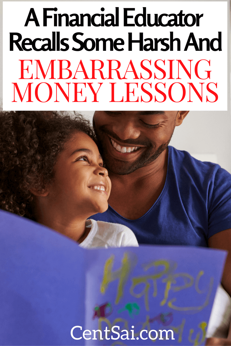 """When my students ask me about learning personal finance without taking a class, my answer is, """"Learn from your mistakes."""" I realize how many mistakes I've made in my lifetime as I prepare to teach each semester."""