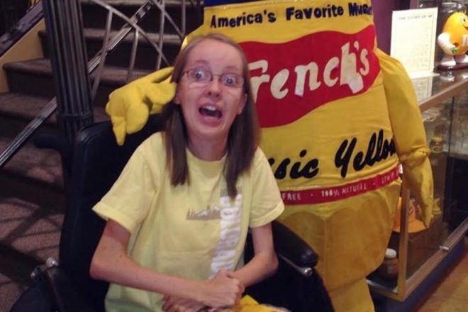 Katie's Story: Physically Disabled, Financially Empowered