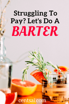 Bartering isn't for everyone but if you have a little courage to put yourself out there, look for opportunities, and find a way to make it a deal everyone highly values—it's a sure-fire way to trade for the things you want in life!