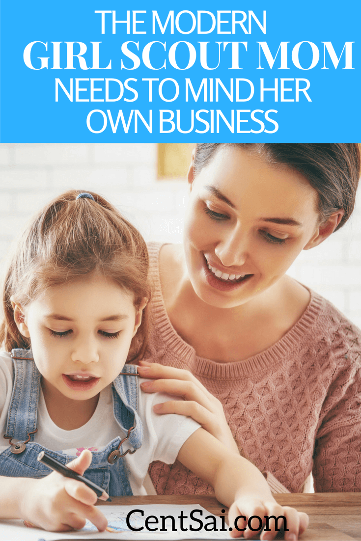 Girl Scout cookie sales can be a great time to teach basic personal finances and business skills. But with Cookie Moms taking over, it's time to take back the narrative one box at a time.