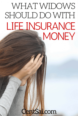 Becoming a widow can be unexpected and painful. As the grief subsides your insurance benefits can play a significant role in sorting out some finances.