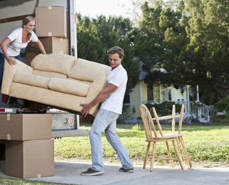 My Moving Story on Debt (Literally)
