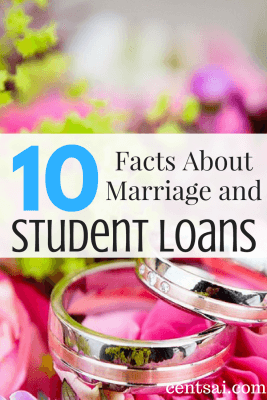 When it comes to your student loans, getting married can play a big role in how your loans get paid – and the consequences of not making those payments on time.