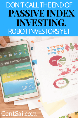 Most, although not all, of the robo-advisors practice some form of a passive index fund investing approach.