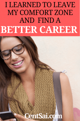 If you want to find the career that's best for you, sometimes you have to throw caution to the wind. Here's how I did it.