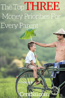 The Top Three Money Priorities For Every Parent