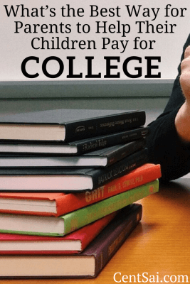 What's the Best Way for Parents to Help Their Children Pay for College