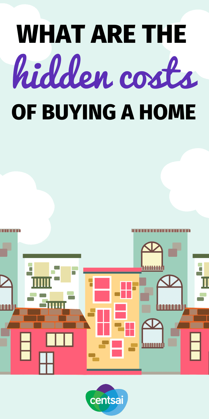 What Are The HIDDEN Costs Of Buying A Home