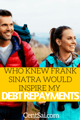 Who Knew Frank Sinatra Would Inspire My Debt Repayment