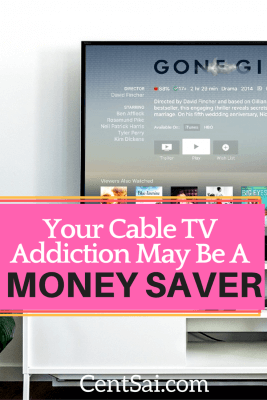 Your Cable TV Addiction May Be A Money Saver