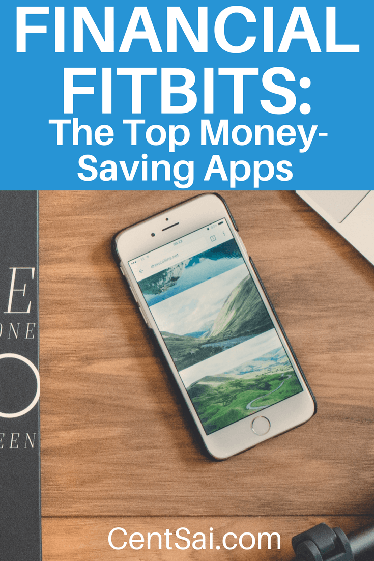 Financial Fitbits: The Top Money-Saving Apps. Saving money is not my strength. In fact, it has been a continuous struggle. There always seems to be a personal emergency, a bill to be paid, or items to be bought. And then, the money is gone. I'm not the only one who struggles with saving money.