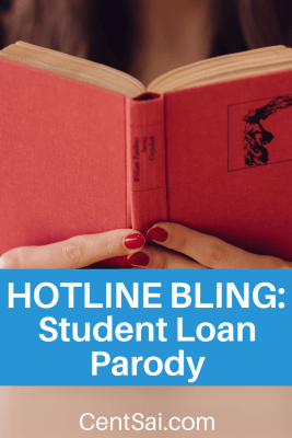 Hotline Bling Student Loan Parody