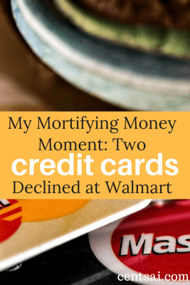 Many of us have been there: The first credit card comes up declined and we assume it must be a mistake. Then another...It happened to Catherine Alford too. It's an experience that turned her financial life around.