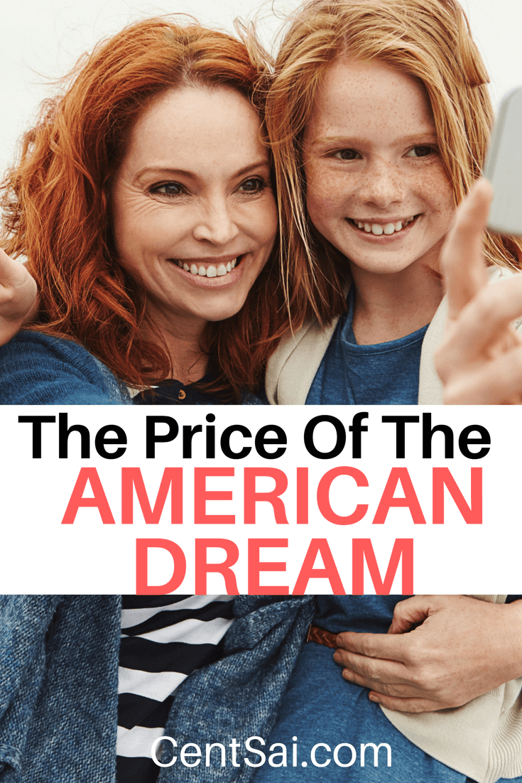 The Price Of The American Dream. This is my student loan story — if you're anywhere near the same age as me, it's probably very similar to yours.