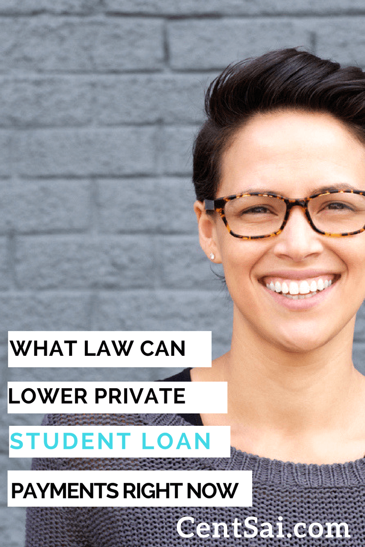 Private student loans don't offer the flexible repayment options of their Federal counterparts. There's no loan forgiveness program.