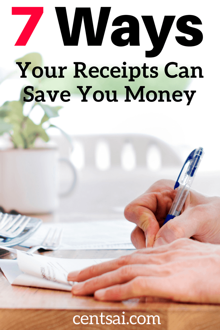 Treat it with the respect it deserves and it will repay you. Here are seven ways to keep more money in your pocket by saving your receipts.