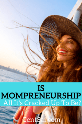 Is Mompreneurship All It's Cracked Up To Be? Being a parent requires you to wear many hats. Throwing a side business on top of full-time parenting takes the many-hattedness to a whole new level.
