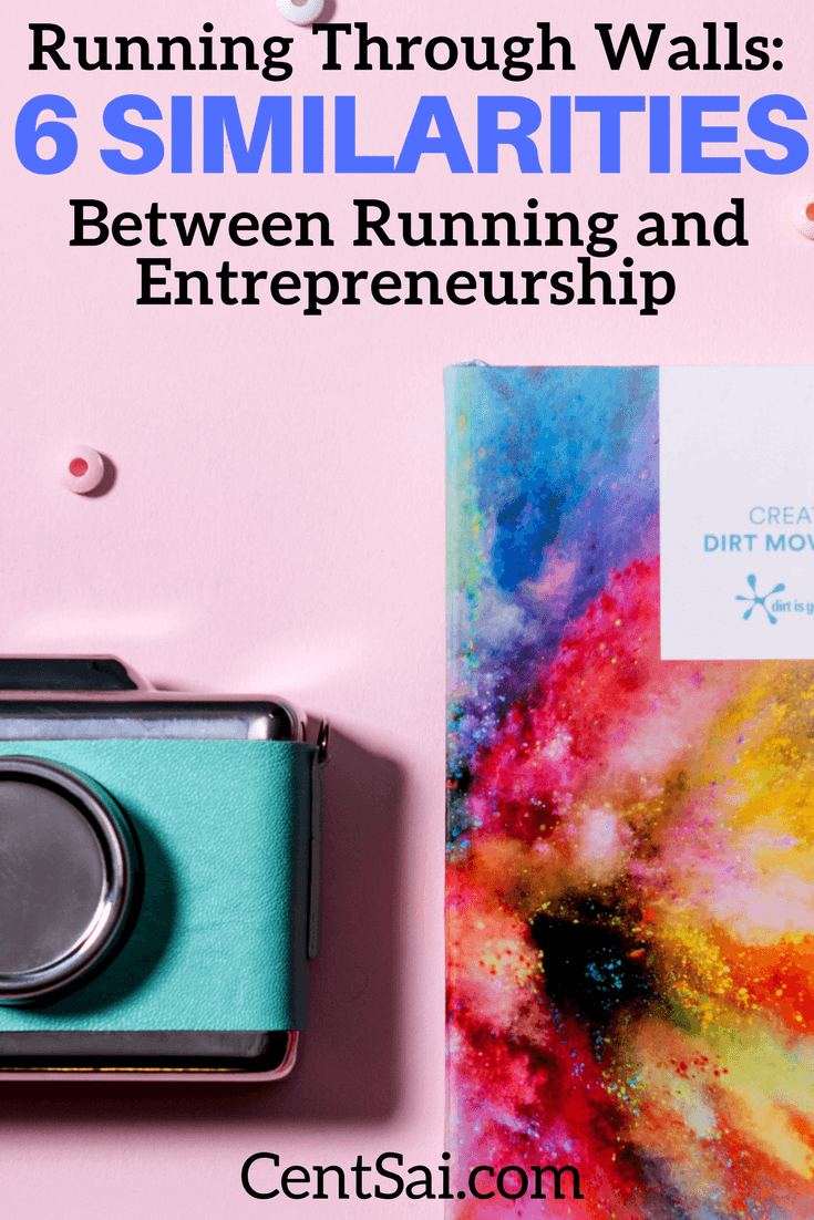 Running Through Walls: 6 Similarities Between Running and Entrepreneurship