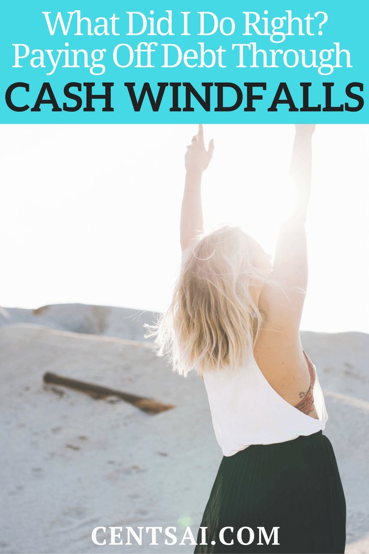 Complete elimination of debt takes a lot of planning, plenty of patience, and – in Michelle's case – a couple of cash windfalls.