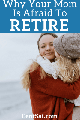 "Typically mom has this ""issue"" about retirement. Her concerned son or daughter wants to help, but doesn't know what to say. They've heard the same stories over and over and are looking for someone else to step in and talk with mom. If they could retire today, they would. They keep thinking, ""Why doesn't she do something about it?"""