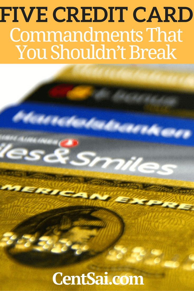 Nobody wants to end up in debt, but it's easier to avoid than you may think. Here are five simple ways to maintain good credit while using a credit card.