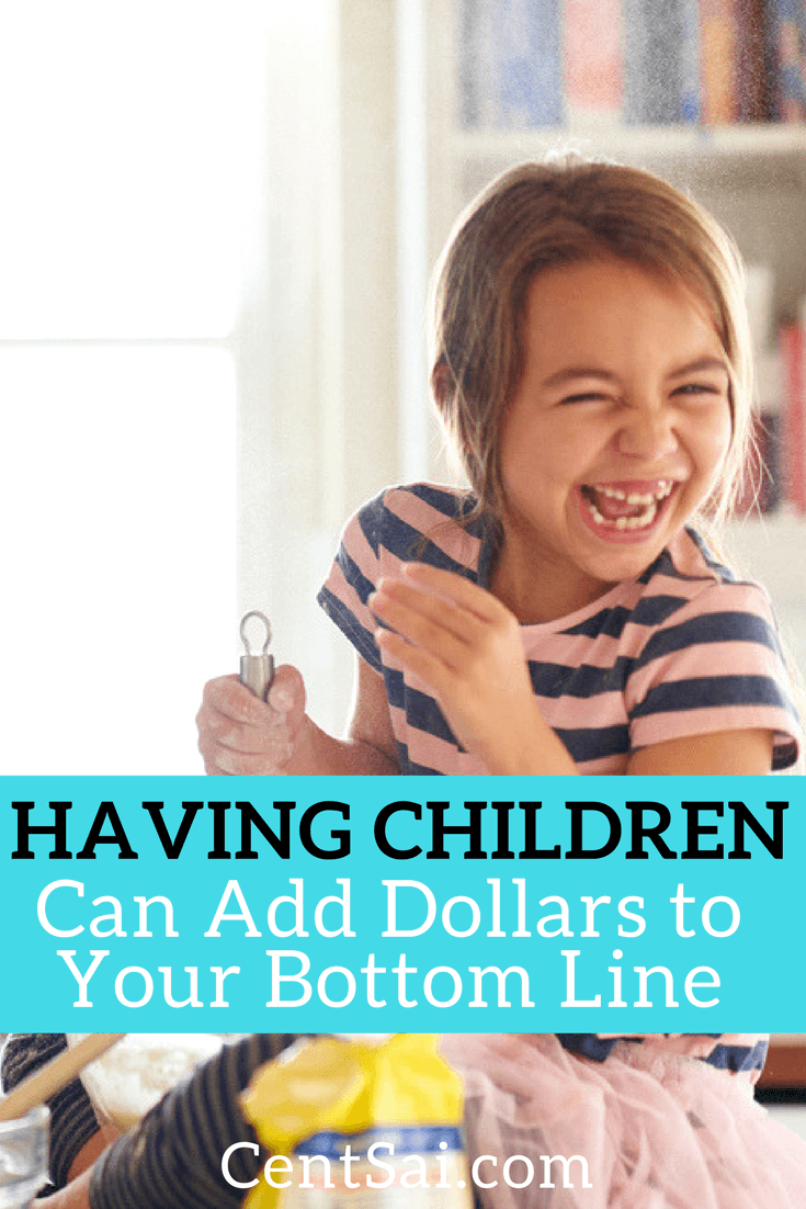 Having Children Can Add Dollars to Your Bottom Line
