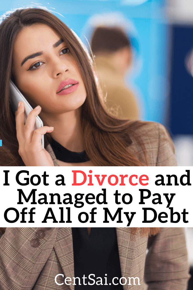 The first thing you should worry about after signing your divorce papers is how much debt you owe, and to whom you owe it.