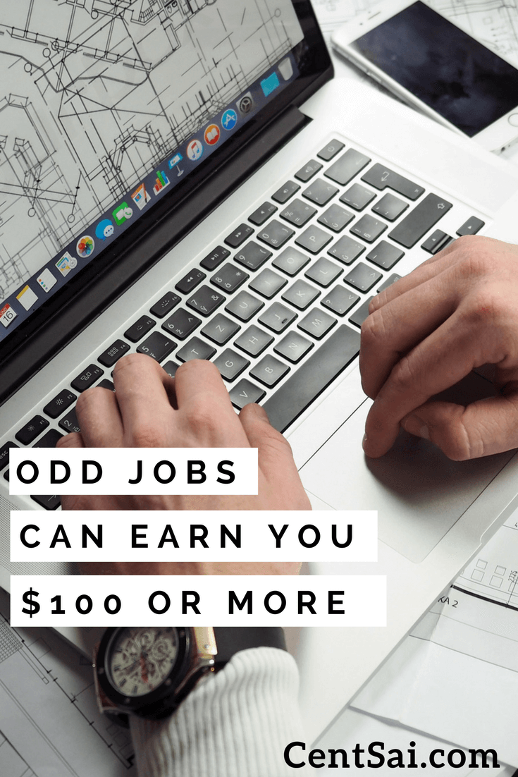 I have had a ton of odd jobs over the years, but I have also done extra little things to make a bit more. Making an extra $100 is actually easier than you think. And it can be a great way to give you momentum to make more, or even kick-start paying off your debt.