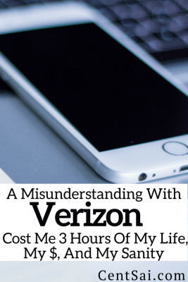 A Misunderstanding With Verizon Cost Me 3 Hours of My Life