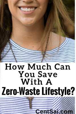 A zero-waste lifestyle may seem like something for hippies, but it's just about saving the planet – it also saves you a lot of money.