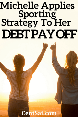 With only $1,918 to go and several months still left in the year, we'll spend time rethinking our goal and decide how we should prioritize our debt payoff.