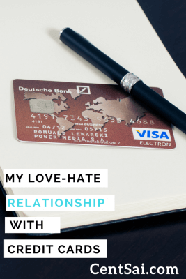I have a love-hate relationship with credit cards, and depending on the day, I'll tell you they are great or I'll tell you to avoid them forever.
