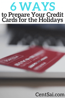 Now is the time to get your credit cards in order and avoid holiday overspending. Here are six ways to help you get started.