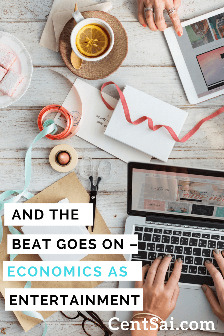 The project requires collaboration between economics students, who work on the economic content, and students enrolled in media production classes, who help to create video and audio to match the content.