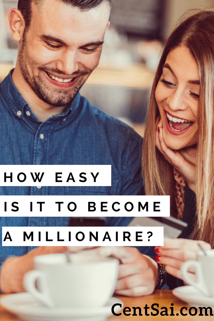 How hard is it to make a million dollars? It first starts with one small step: recognizing opportunity and making it happen. We need to look at millionaires. What is their secret?