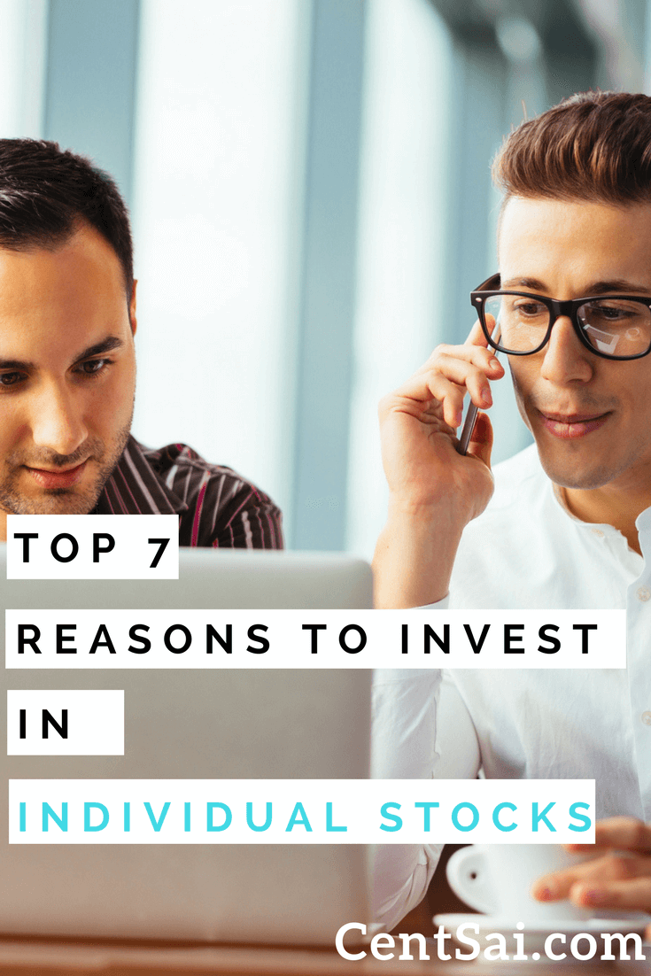 There are very good reasons not to pursue average. Here are my top seven reasons to invest in individual stocks