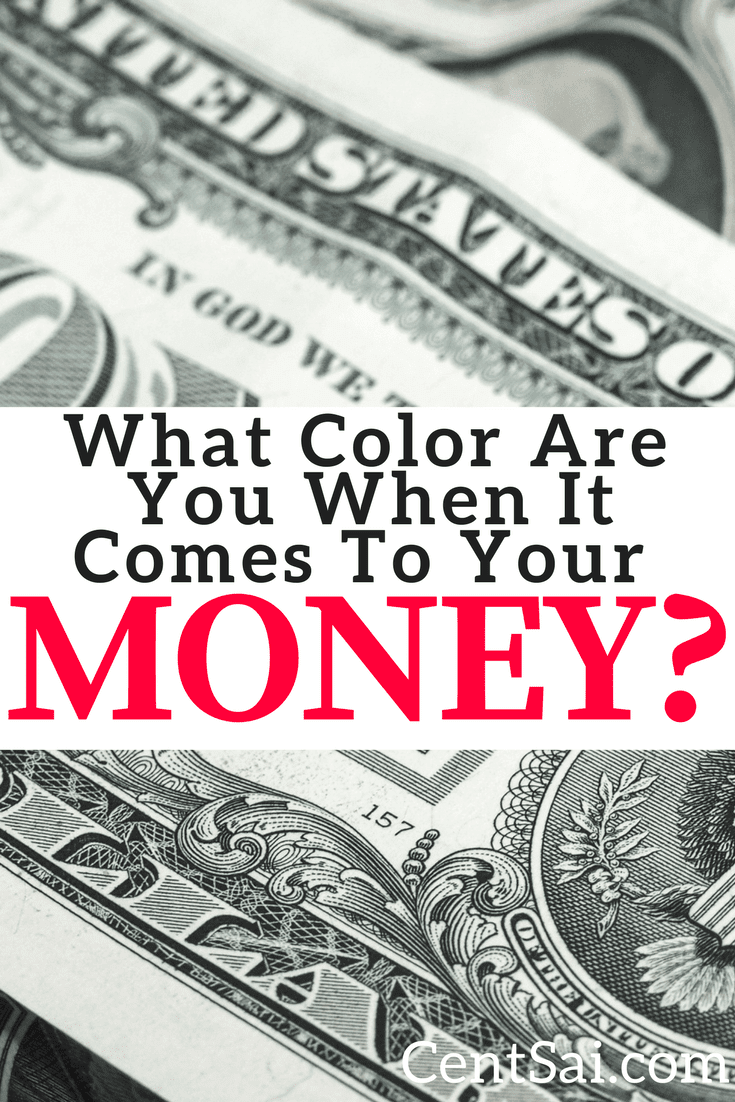 """Teaching financial wellness to a group of people who are meeting for the first time is always eye opening. My favorite exercise in class is """"What is Your Money Color?"""""""
