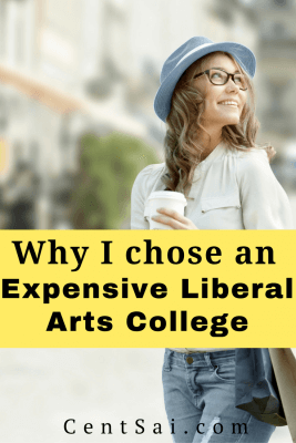 """I am a first-generation college student. Rather than going for a 'free ride"""" I chose a posh liberal arts school. Here's why."""
