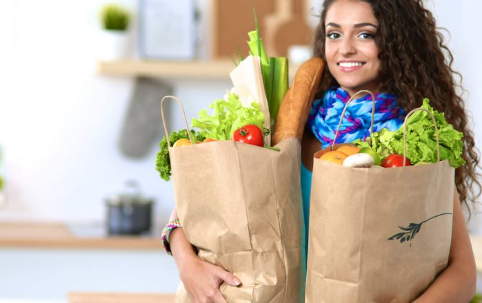 Can You Go a Full Month Without Buying Groceries?