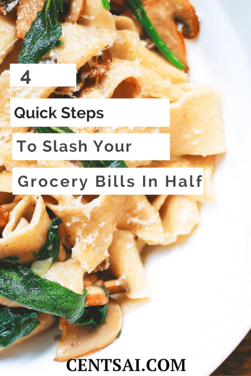You can save a lot of money if you get a tighter grip on what's cooking. Here's my trick to saving dough on my grocery bills.