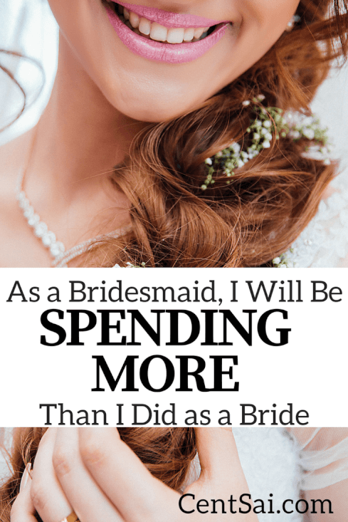 Forget the cost of your own wedding – just being another bride or groom's guest is costly enough.