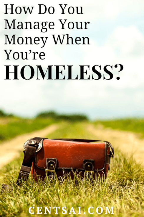 Being homeless doesn't have to mean being hopeless. There are organizations out there to help homeless folks with what money they do have.